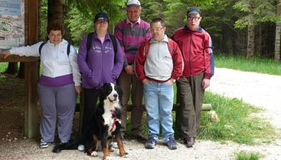 sperimentazione pet therapy a Bassano del Grappa Ulss 3