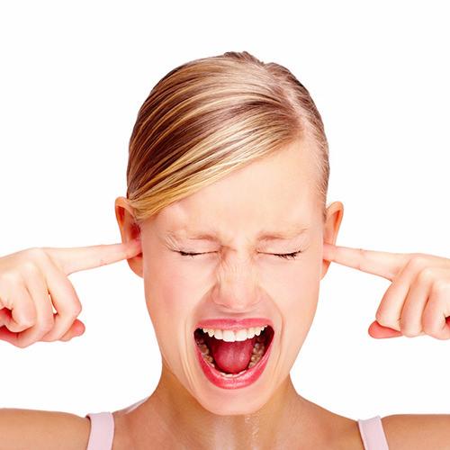 fischi alle orecchie - acufene