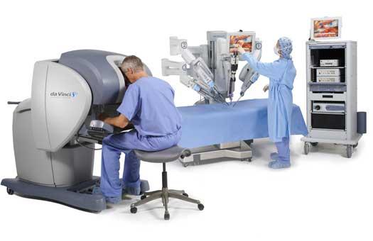 Chirurgia Robotica