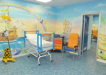 ricovero pediatrico