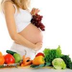Alimentazione donne gravidanza