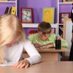 inserimento bambino scuola materna