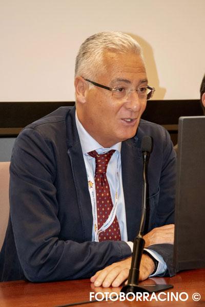 Prof. P. Greco Direttore della Cattedra di Ginecologia e Ostetricia Università di Ferrara